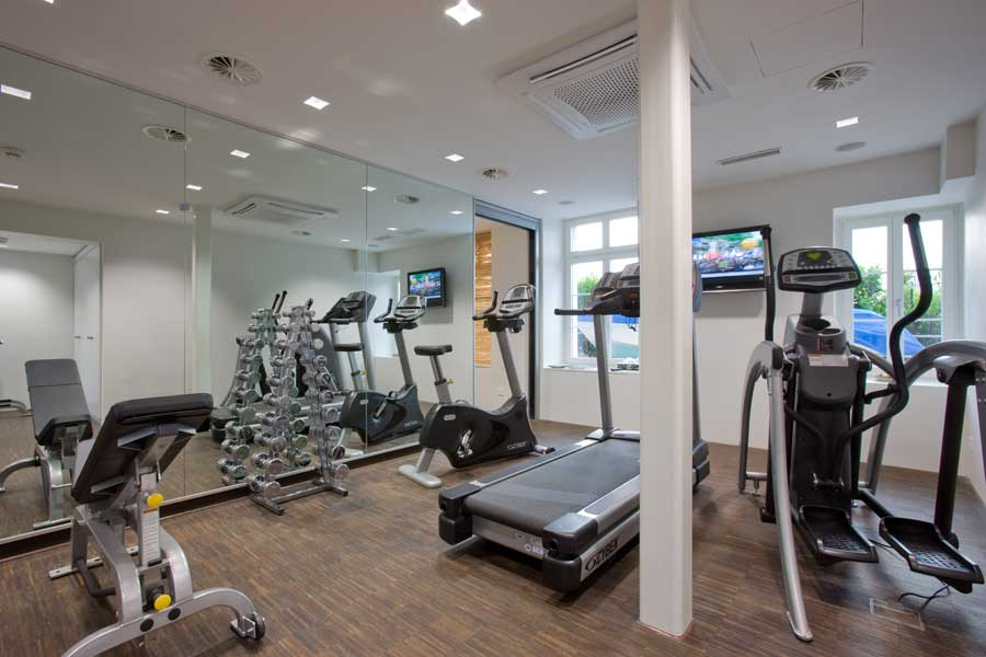 Stylish Wellness & Fitness Oasis