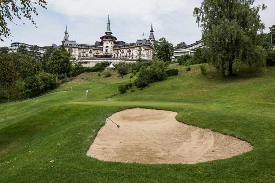 Golf in Zürich