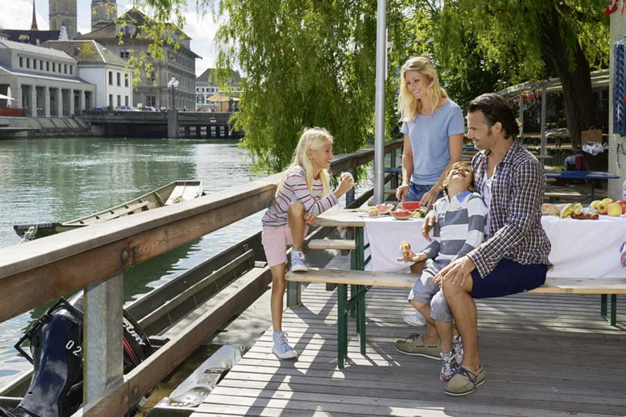 Trips for Families Zurich and Surroundings
