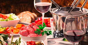 For Meat-Lovers: Fondue chinoise all you can eat