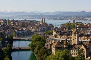 Region Zurich and Lake Zurich