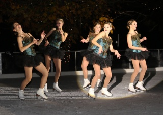 Eislaufshow Sunny Ice Angels 2017