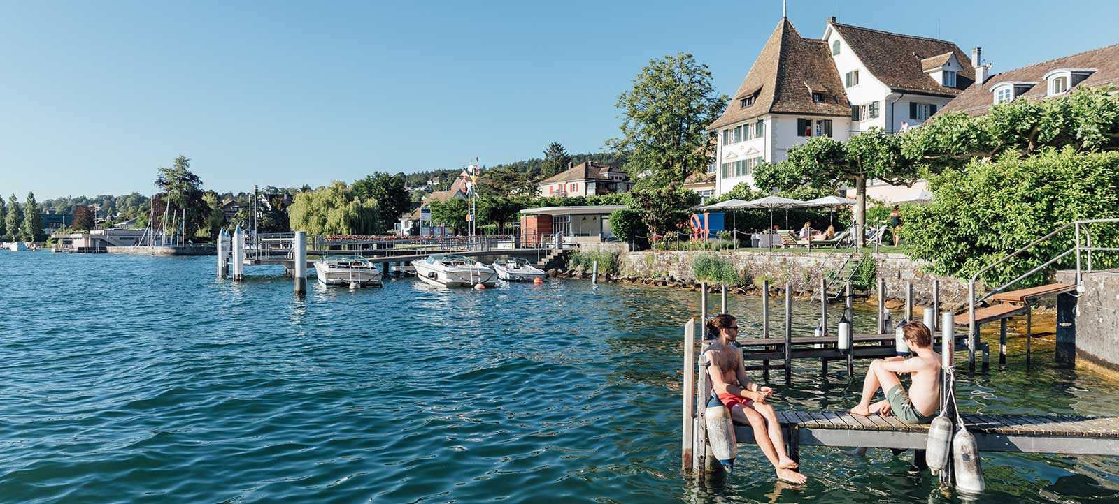 Lake Zurich holiday experience
